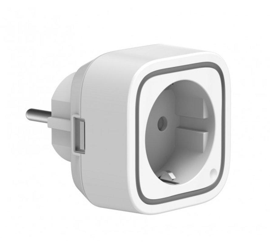 Tussenstekker Smart Z-Wave  met USB