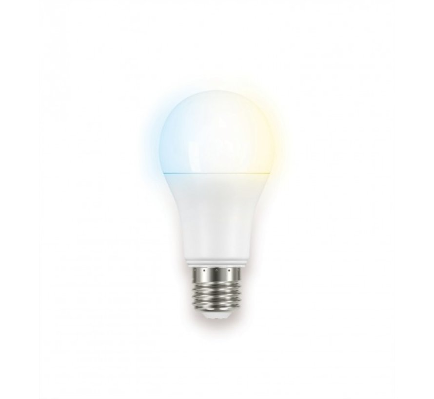 E27 Ledlamp Z-wave White