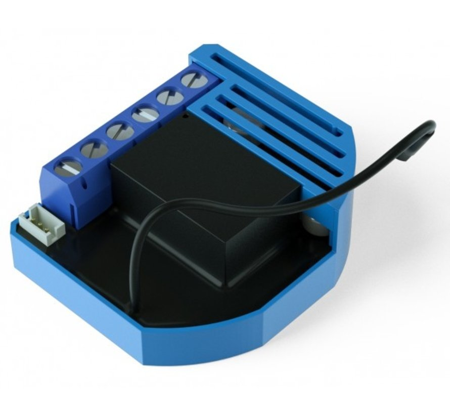 Prijzen Rolluiken Vergelijken.Qubino Flush Shutter Met Energiemeter Shop Bij Slimnest Nl