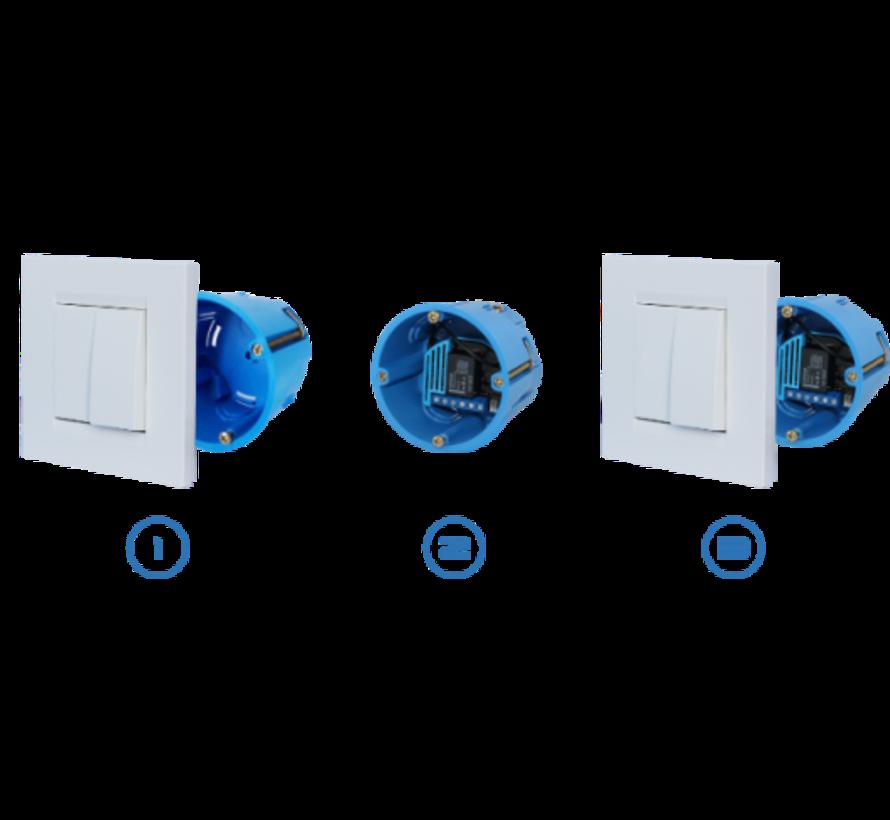 Dimmer Flush 0-10V