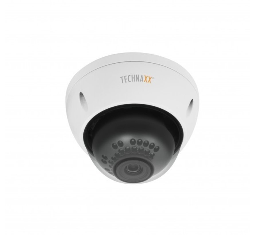 Technaxx WiFi IP-Cam Dome PRO FullHDOutdoor TX66