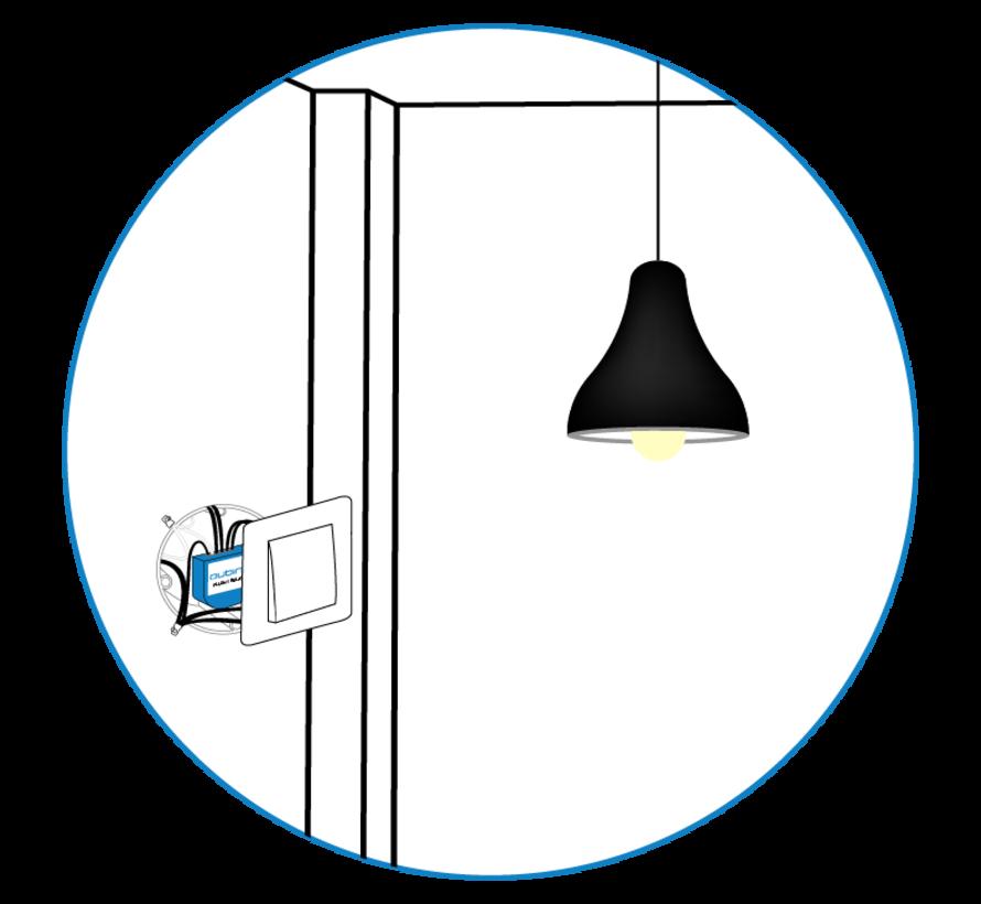 1x2300W Schakelaar met Energiemeter