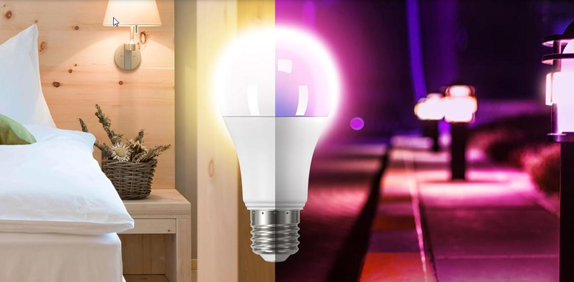 Aeotec smart light