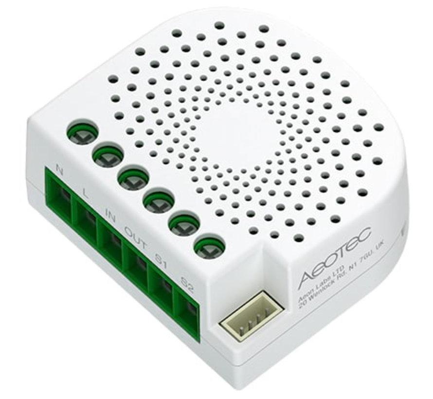 Inbouw Nano Switch Dual Met Energie Meter