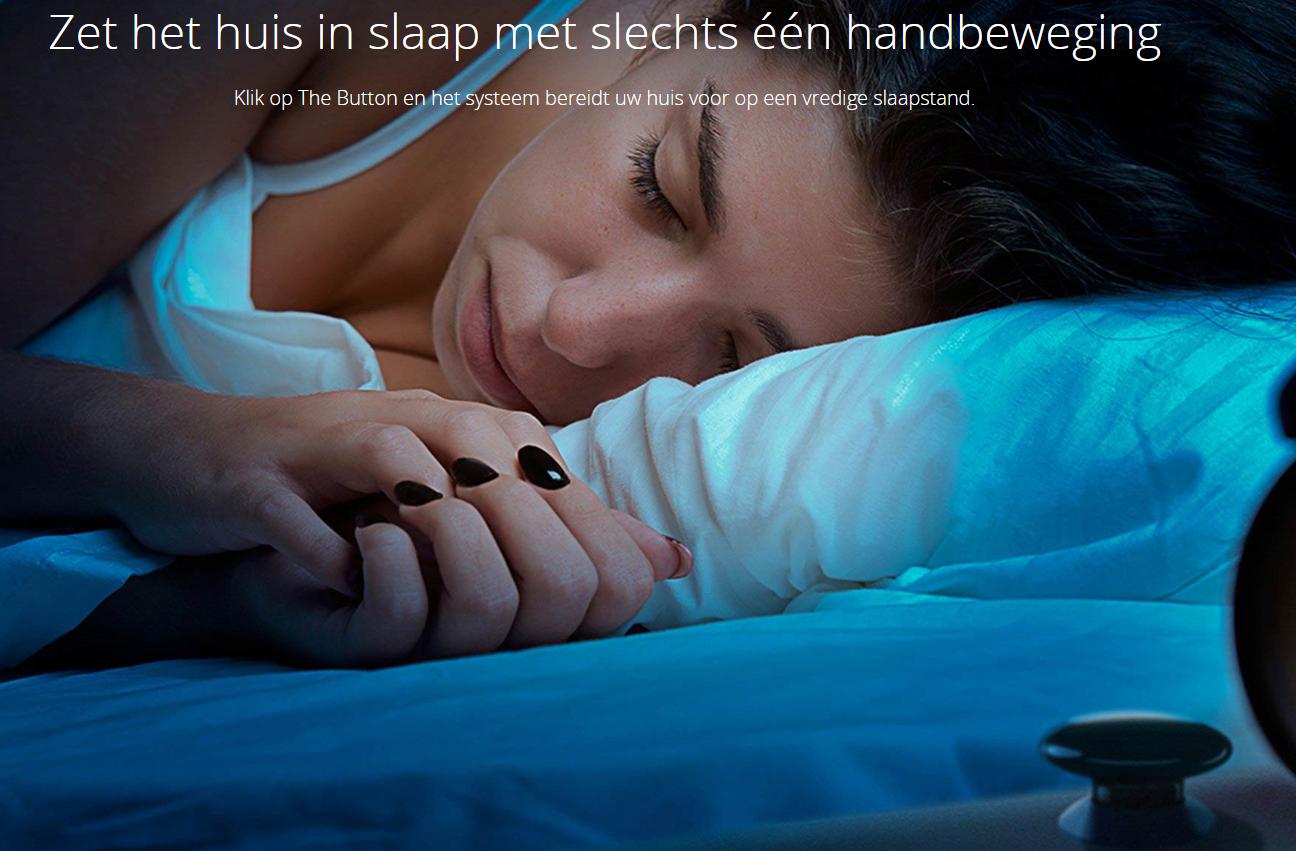 slaap lekker scene-Panic Button - handmatig apparaten in het systeem aan_uitschakelen _ FIBARO