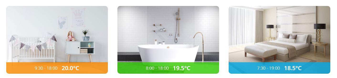 Apple Homekit-De intelligente thermostaatknop - The Heat Controller _ FIBARO