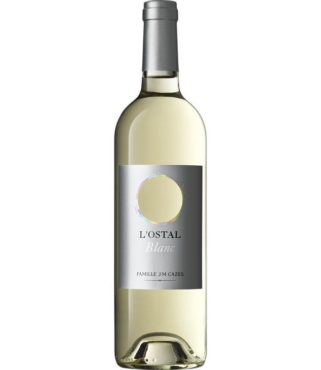 Familie J.M. Cazes L'Ostal Blanc Viognier 2020