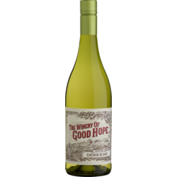 The winery of Good Hope Bush Vine Chenin Blanc 2019