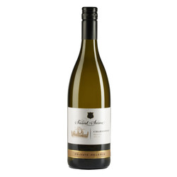 Badet Clement & Co Chardonnay 'Saint Seine' 2018