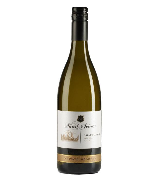 Badet Clement & Co Badet Clement & Co Chardonnay 'Saint Seine' 2019