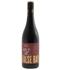 False Bay False Bay Bush Vine Pinotage 2018