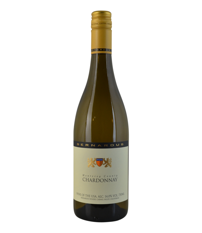 Bernardus Winery Bernardus Chardonnay 2018