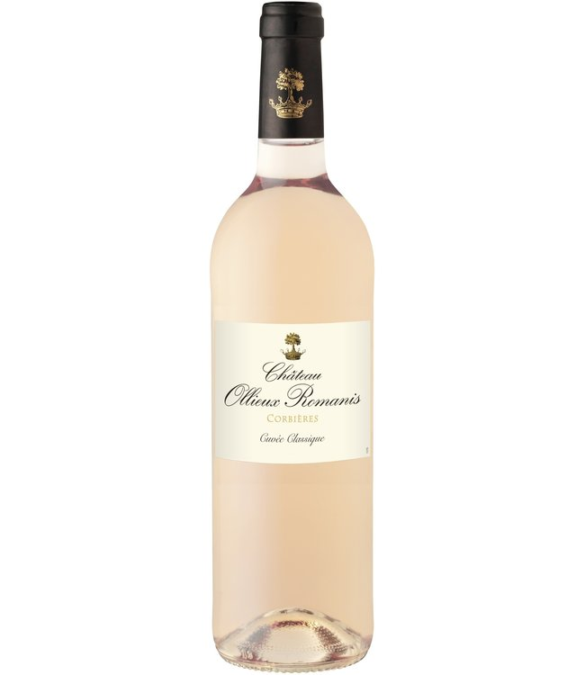 Ollieux Romanis Ollieux Romanis Rosé 'Cuvee Classique' 2020