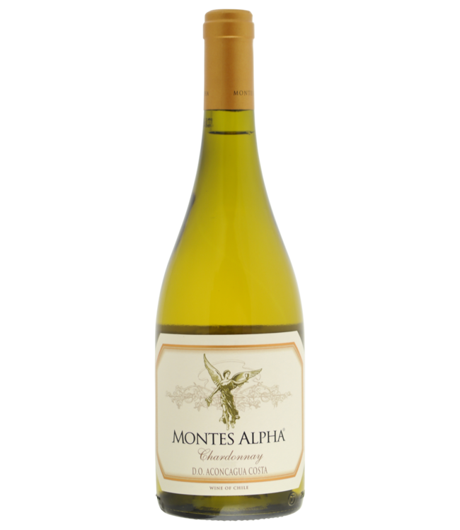 Montes Chardonnay reserva 2019