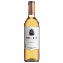 Montes Late Harvest Gewürztraminer 0,375cl