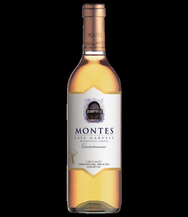 montes Montes Late Harvest Gewürztraminer 0,375cl