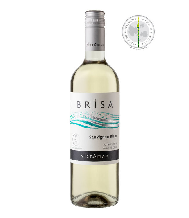 Viña Vistamar Viña Vistamar Brisa Sauvignon Blanc 2019