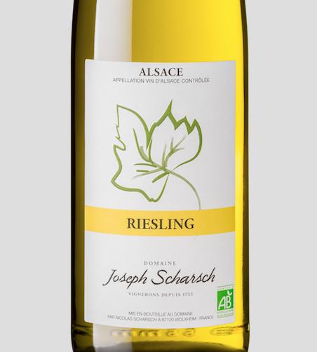 lezen van een wijn etiket