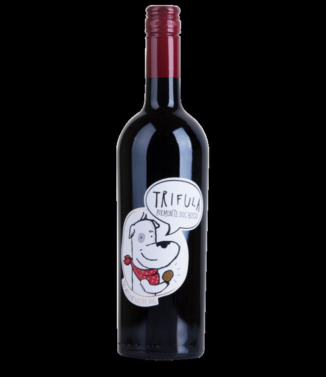 Mondo del Vino Appassimento Rosso Piemonte doc 'Trifula' 2018