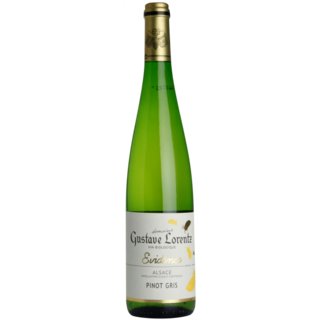 Gustave Lorentz Pinot Gris evidence