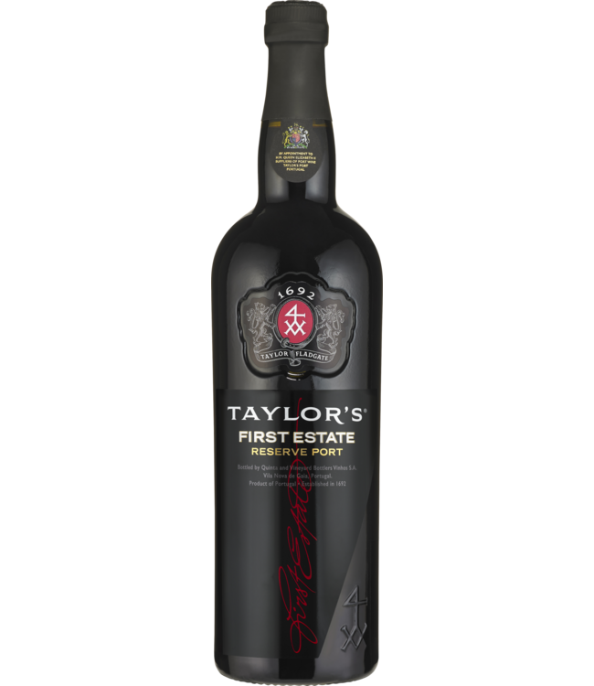 Taylor's First Estate Finest Reserve port tawny