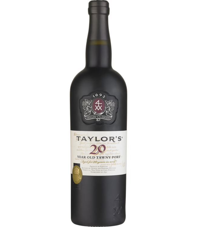 Taylor's 20 years old port