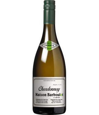 Maison Barboulot Chardonnay 2020