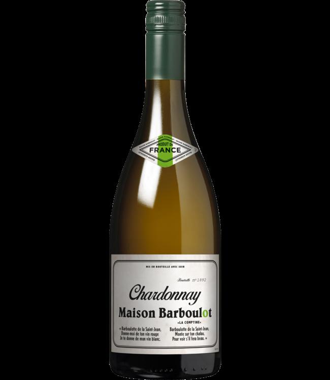 Maison Barboulot Chardonnay 2019