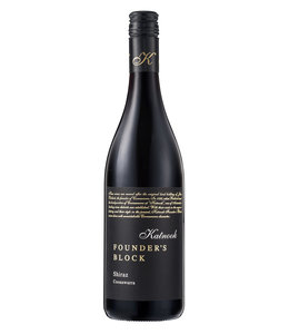 Katnook Founder's Block Shiraz 2016