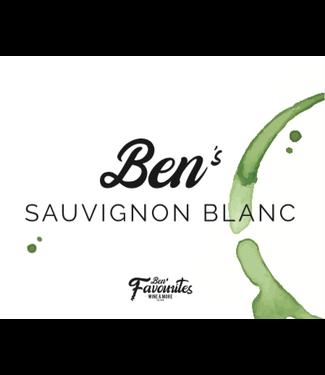 Ben's Sauvignon blanc