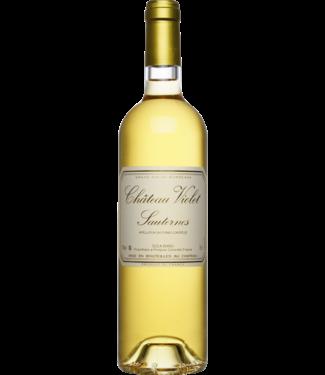 Chateau Violet Sauternes 2015 0,375l