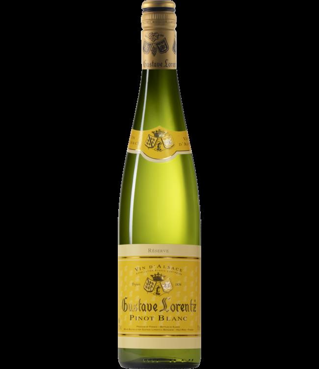 Gustave Lorentz Pinot Blanc reserve 2020