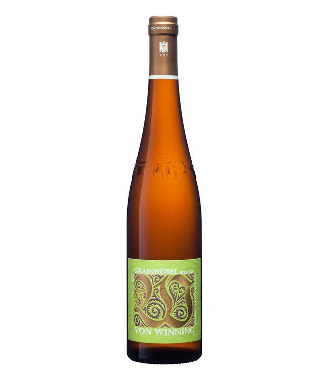Weingut Von Winning iesling Großes Gewächs qba 'Grainhübel' 2018