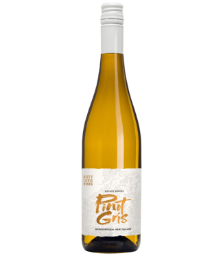 Misty Cove Estate Pinot Gris 2020