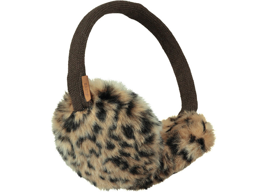 Plush Earmuffs Animal