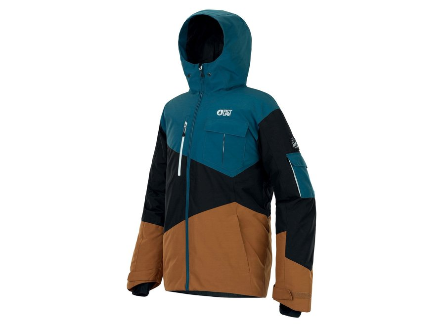 Picture Styler Jacket Camel '20