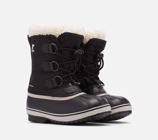 Met stevige stappers trotseer je de diepste sneeuw!