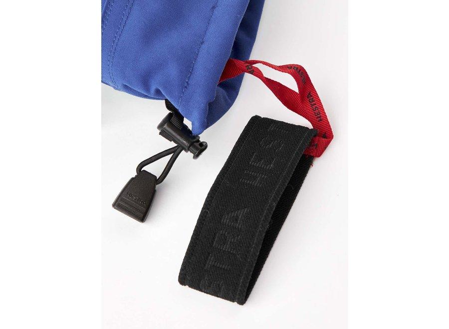 Army Leather Heli Ski 3-finger Royal
