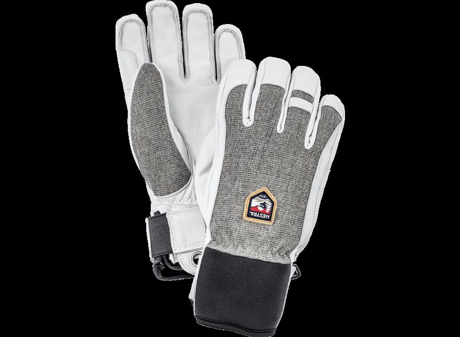Army Leahter Patrol Glove