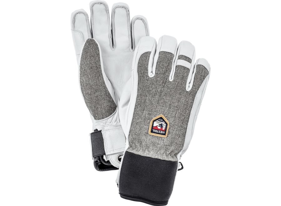 Army Leather Patrol Glove