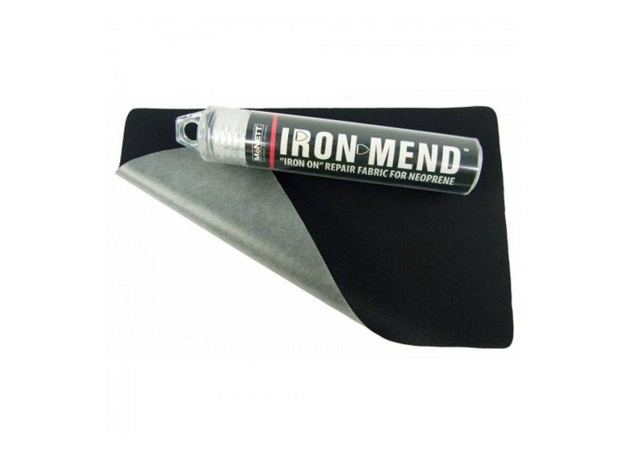 Iron Mend neoprene repair path