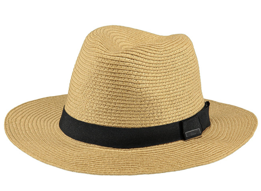 Aveloz Hat Light Brown