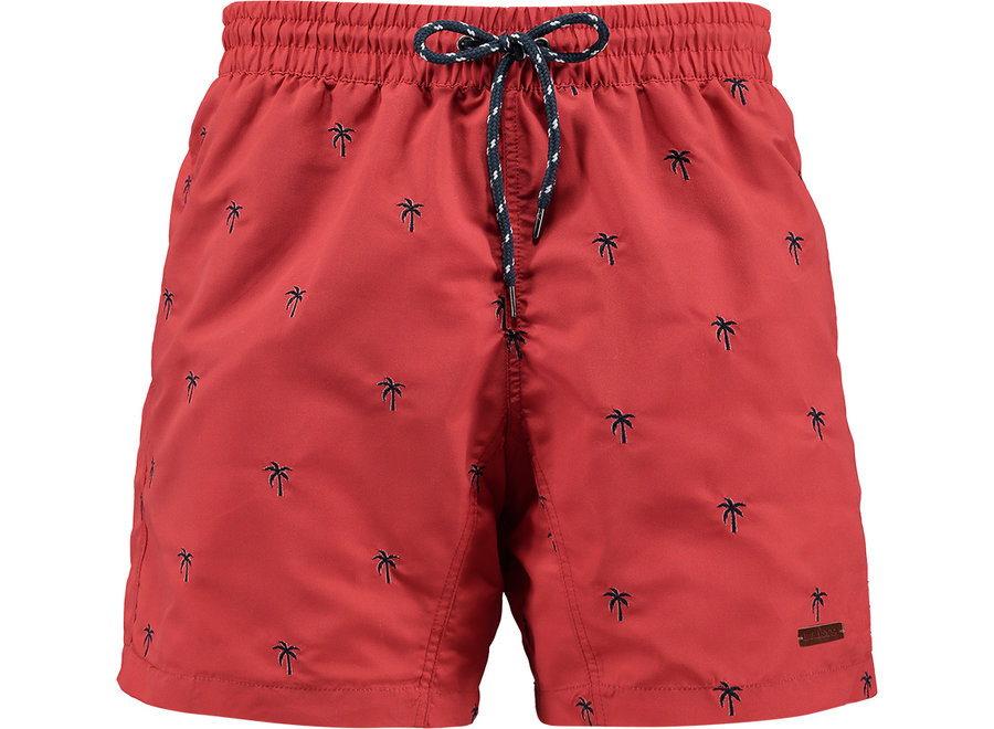 Jack Shorts Red