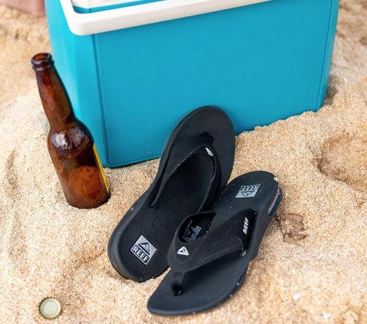 De hele zomer op (bijna) blote voeten
