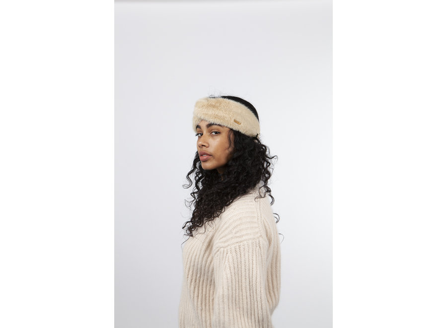 Breanne Headband Cream