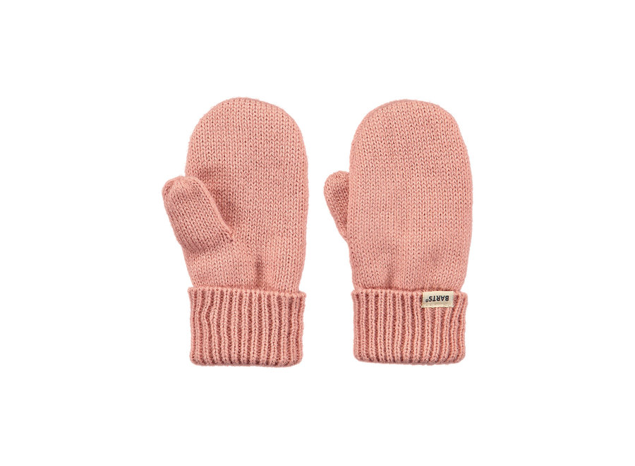 Milo Mitts Dusty Pink BABY