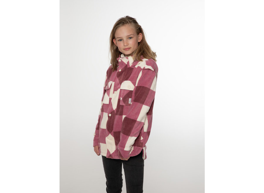 Laurassa JR Lined Fleece PinkTulip