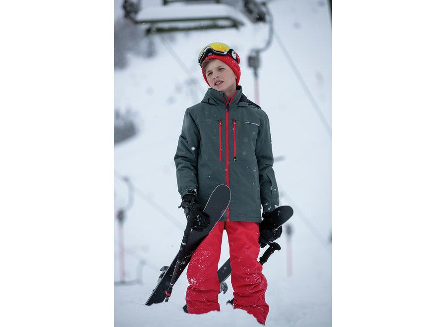 Spiket JR Snowpant MarsRed