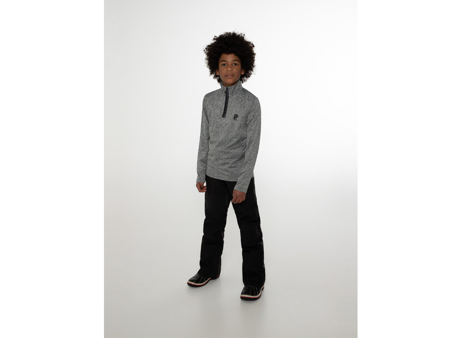 Willowy JR 1/4 Zip Grey