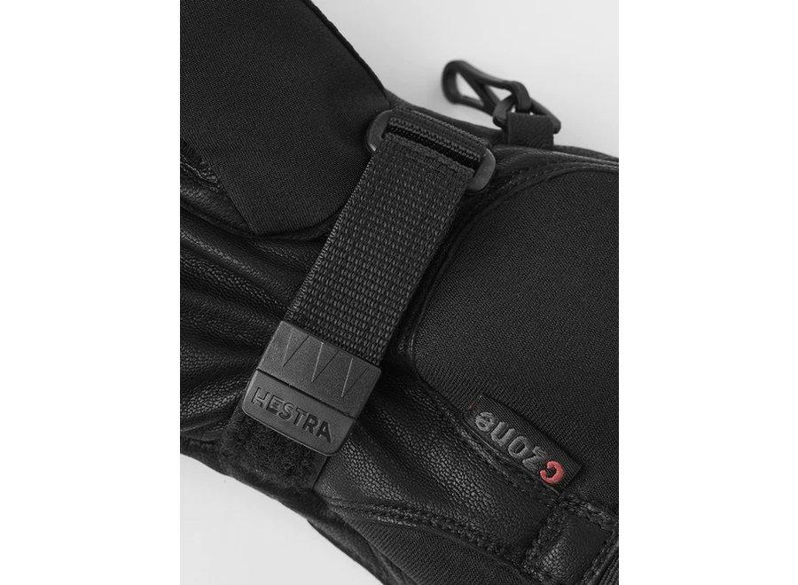 Army Leather Softshell Short